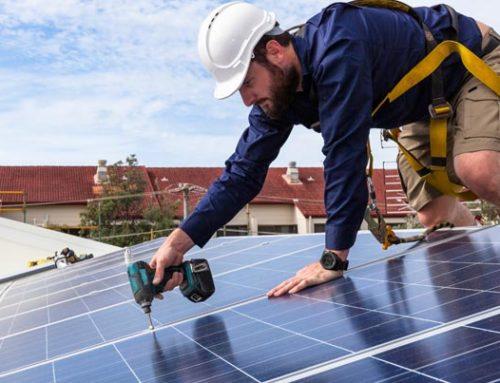 Vraag de btw op zonnepanelen tijdig terug