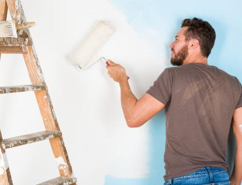 Adviezen voor beginnende schilders na aankoop huis