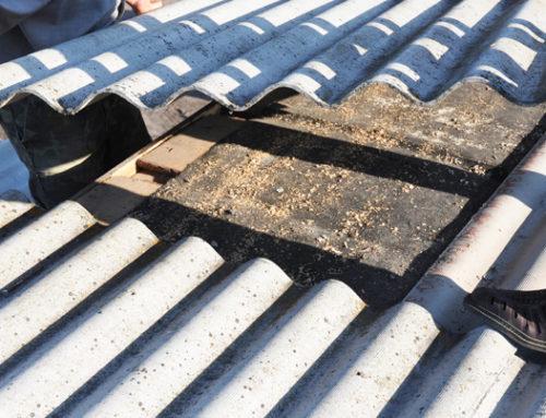 Zelf asbest verwijderen, mag dat en is het veilig?