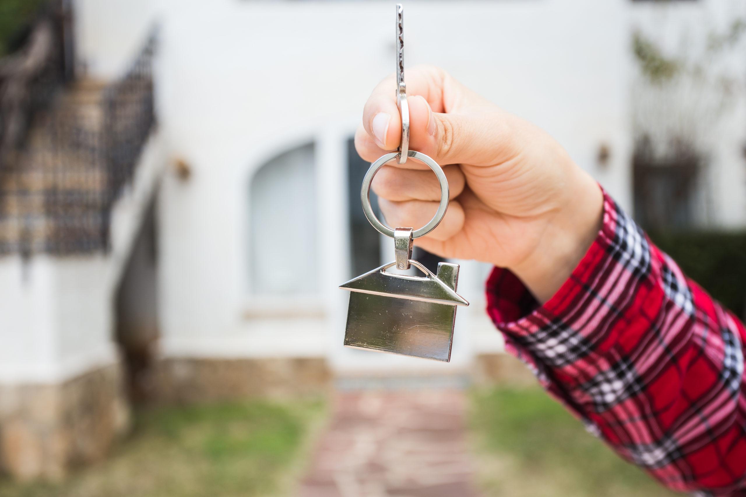 Alleen een huis kopen