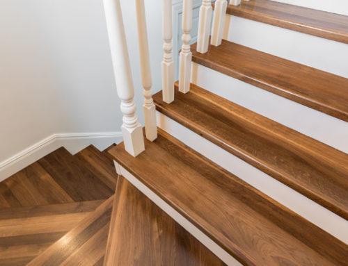 Hoe lang gaat een trap mee?