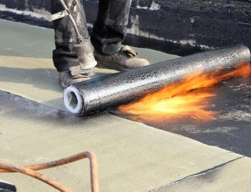 Wat is de levensduur van een bitumen dak?
